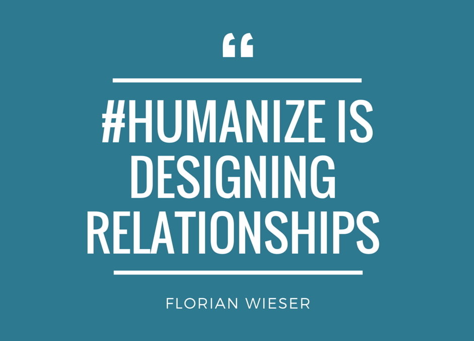 #humanize – Die Suche nach der Definition