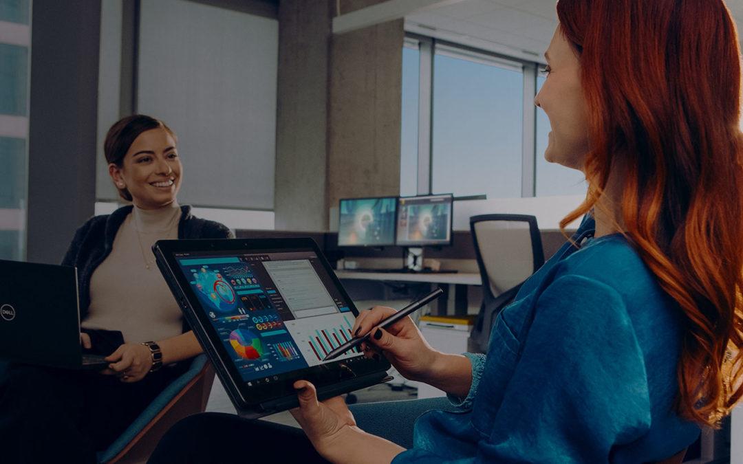 Zweckorientiertes Design– Lösungen für die Arbeitswelt | Dell EMC Switzerland (Deutsch)
