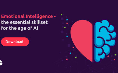 Emotional intelligence – what's at the heart of artificial intelligence?