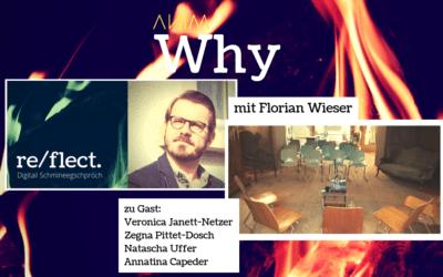 """Podcast:  Das Why aus unserem Stall """"ANIM"""" mit Powerfrauen aus dem Tal"""